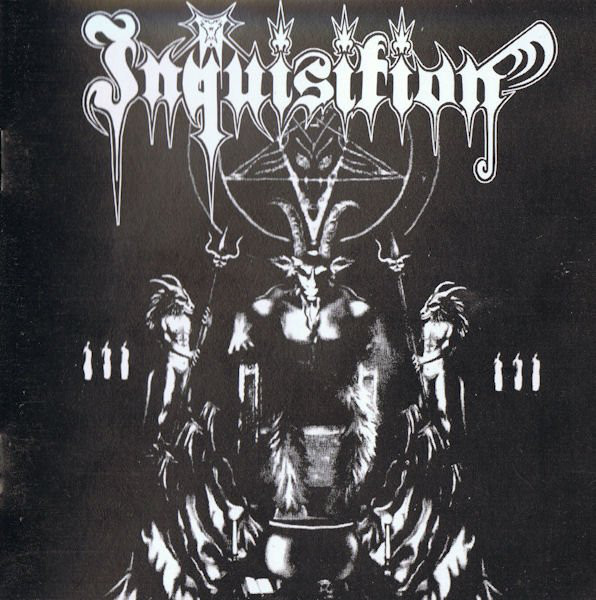 Inquisition – Invoking the Majestic Throne of Satan