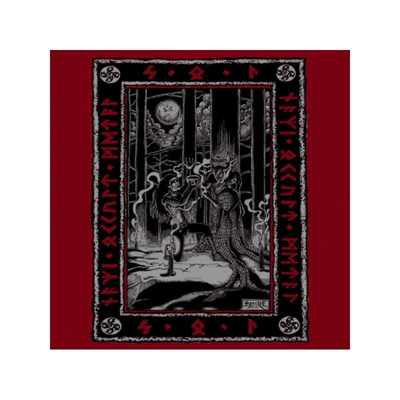 SPEAR OF LONGINUS - N.. OCCULT METAL