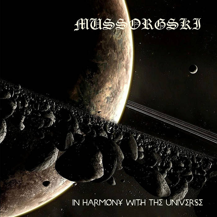 MUSSORGSKI - In Harmony With The Universe
