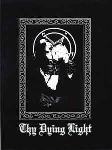 Thy Dying Light - s/t  (A5 Digibook,Lim.99)