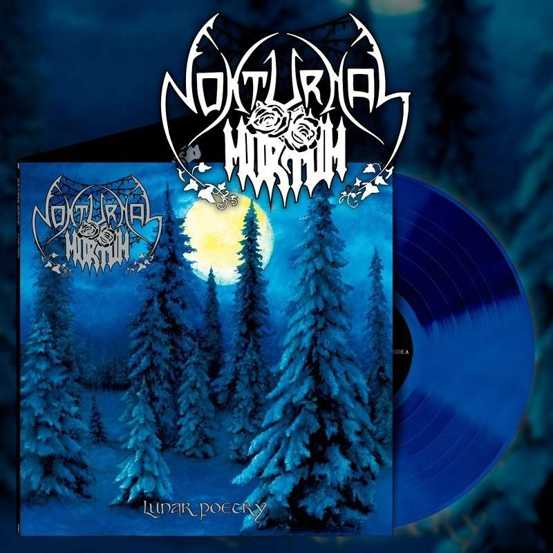 Nokturnal Mortum-Lunar Poetry  (Blue Vinyl)
