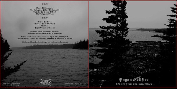 Pagan Hellfire – A Voice From Centuries Away