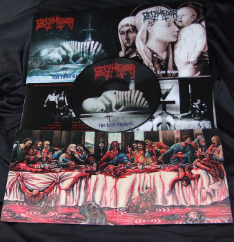 Belphegor - The Last Supper  (Picture LP)