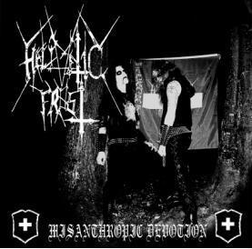 Hellvetic Frost-Misanthropic Devotion