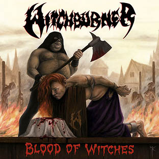 Witchburner - Blood Of Witches