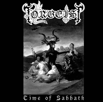 TORGEIST - Time of Sabbath
