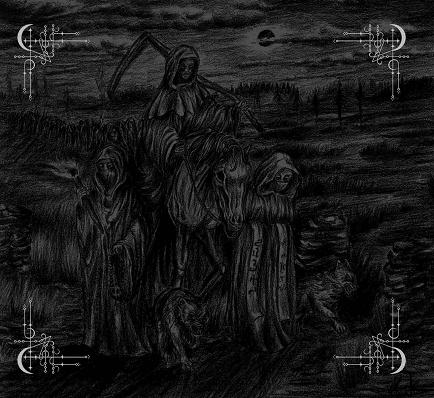 Behexen / Satanic Warmaster-Split  (Picture)