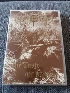 Nokturnal Mortum-Taste Of Victory  (A5 DVD Case)