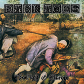 Dark Ages (Ukr) - Twilight of Europe  (Digipack)