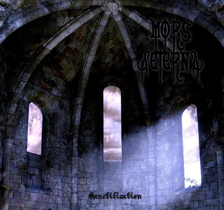Mors Aeterna - Sanctification   (Digipack)