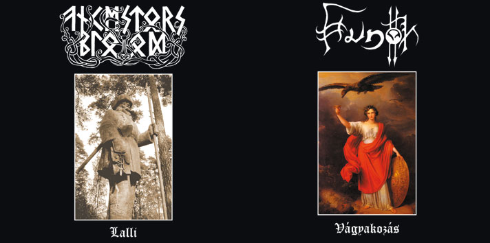 Ancestors Blood/Hunok-Split