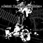 Amp�tator / Baphomets Horns ‎� Satanic Forcefucked Annihilation