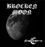 Brocken Moon-Mondfinsternis